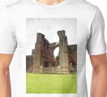 Furness Abbey Renovation: Unisex T-Shirt
