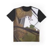 Autumn Grape leaves  Graphic T-Shirt