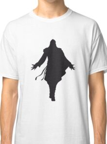 Assassin's Creed ezio silhouette black Classic T-Shirt