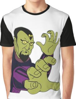 Mentok the Mind-Taker Graphic T-Shirt
