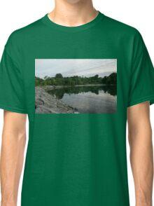 Summer Morning Tranquility - Lake Ontario in Toronto Classic T-Shirt