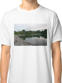 Summer Morning Tranquility - Lake Ontario in Toronto Classic T-Shirt