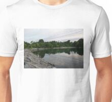 Summer Morning Tranquility - Lake Ontario in Toronto Unisex T-Shirt