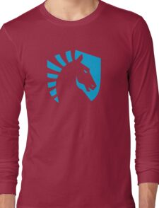 Liquid logo Long Sleeve T-Shirt