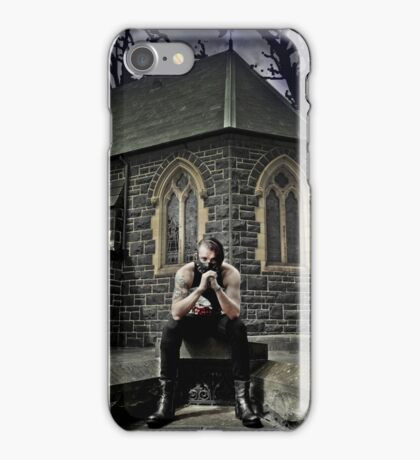 Jimmy Havoc iPhone Case/Skin