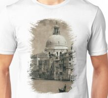 One day in Venice Unisex T-Shirt
