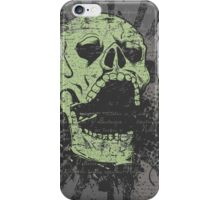 Warrior Skull iPhone Case/Skin