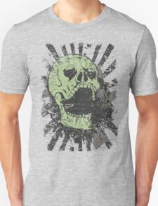 Warrior Skull Unisex T-Shirt