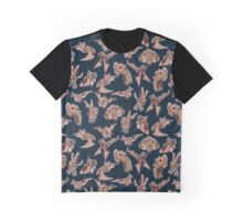 Space Ships Graphic T-Shirt