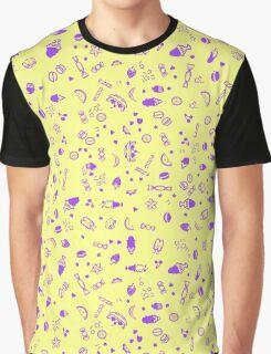 Snacks Graphic T-Shirt