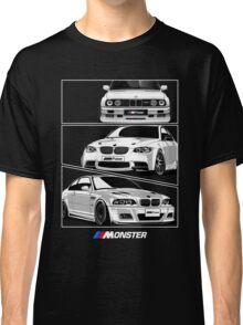 Three BMW Monster Classic T-Shirt