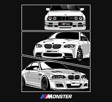 Three BMW Monster Unisex T-Shirt