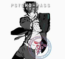 Kougami Shinya with stamp psycho pass Unisex T-Shirt