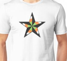 Non-Binary Nautical Star Unisex T-Shirt