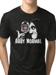 Abby Normal v2 Tri-blend T-Shirt