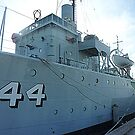 HMAS Castlemaine - Corvette Minesweeper - WW11 - Vic. Australia by EdsMum