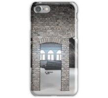 Cookes Building Loft 2 colour iPhone Case/Skin