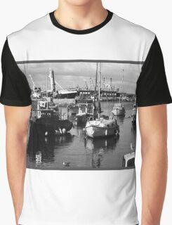 Quiet Harbour  Graphic T-Shirt