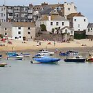 St. Ives by Claudia Dingle