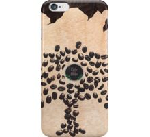 Cafe Cup Design 2 iPhone Case/Skin