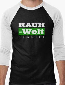RAUH-WELT BEGRIFF : GREEN Men's Baseball ¾ T-Shirt
