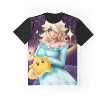 Rosalina and Luma Graphic T-Shirt