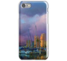 Tropical Sky - Impressions of Hawaii iPhone Case/Skin