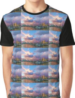 Tropical Sky - Impressions of Hawaii Graphic T-Shirt
