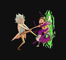 Tiny Rick and Morty  Unisex T-Shirt