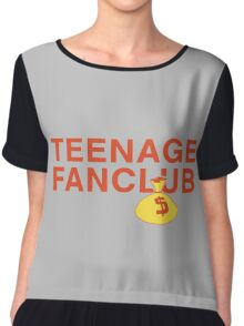 Teenage Fanclub - Bandwagonesque Chiffon Top