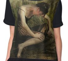 The Weight of Nature Chiffon Top