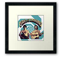 Flight of the Conchords Framed Print