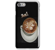 Ah! Coffee (iPhone Case) iPhone Case/Skin
