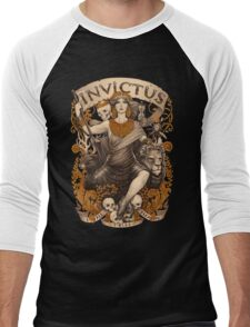 INVICTUS Men's Baseball ¾ T-Shirt