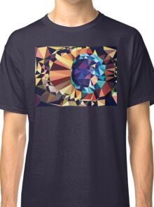 Colorful Geometric Abstraction 2 Classic T-Shirt