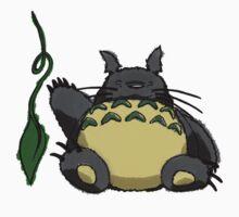 Gotta Catch the Snoring Totoro One Piece - Short Sleeve