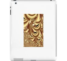 Golden Bubble Highway (iPhone Case) iPad Case/Skin