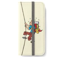 Tintin and Snowy iPhone Wallet/Case/Skin