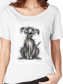 Fuzzy Fido Women's Relaxed Fit T-Shirt