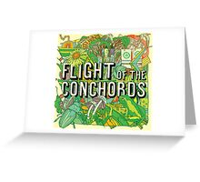 Flight of the Conchords - Album Greeting Card