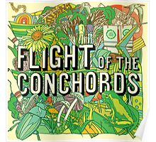 Flight of the Conchords - Album Poster