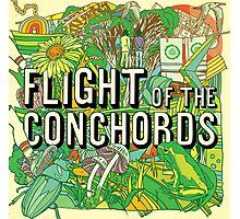 Flight of the Conchords - Album Photographic Print