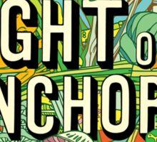 Flight of the Conchords - Album Sticker