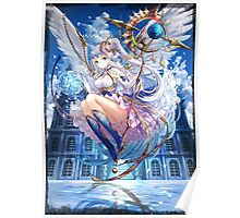 Magical Angel Poster