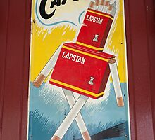 0097 Capstan cigarettes by DavidsArt