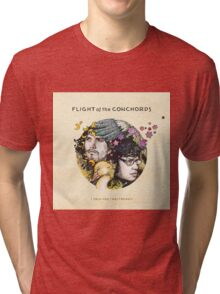 Flight of the Conchords - I Told You I Was Freaky Tri-blend T-Shirt