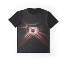 When the TV Got Zapped Graphic T-Shirt