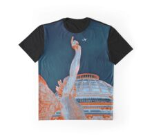 Letting Fly Graphic T-Shirt