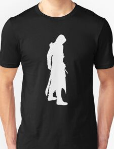 Assassin's Creed altair silhouette black Unisex T-Shirt