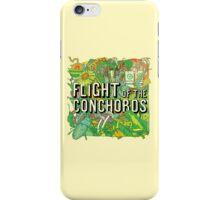 Flight of the Conchords - Album iPhone Case/Skin